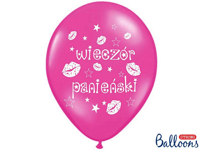 balony na wieczor panienski