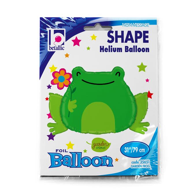 balon żaba 2