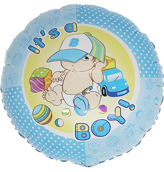 Balon-kolo-18-Its-a-boy