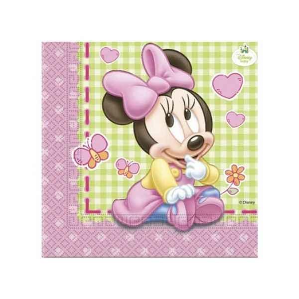 Serwetki Minnie Baby