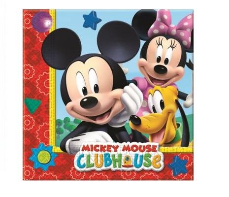 Serwetki Myszka Mickey