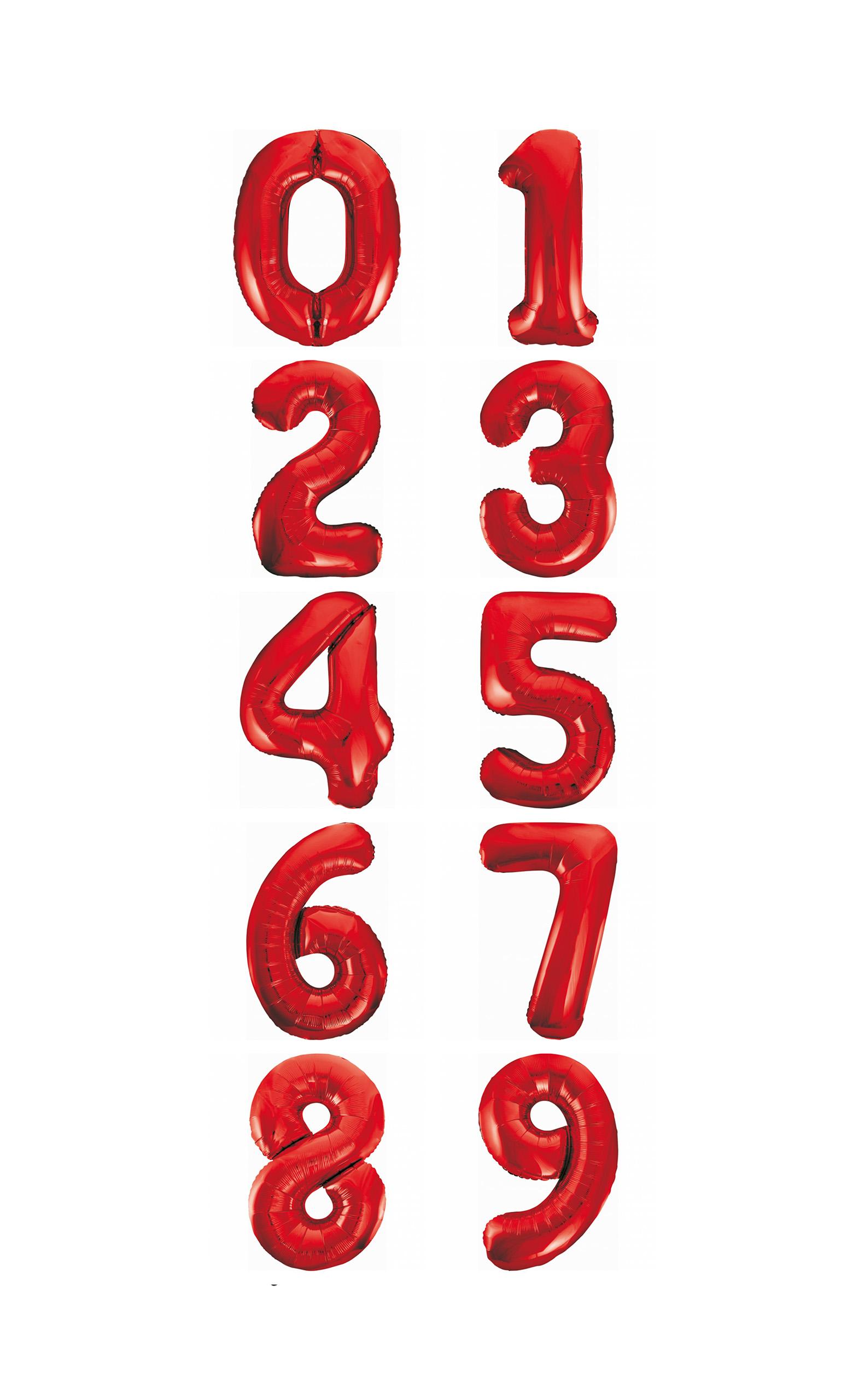cyfry-czerwone