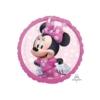 Balon różowy Myszka Minnie różowy
