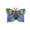 Balon foliowy motyl kolorowy