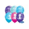 Balony z nadrukiem Anna Elsa Olaf