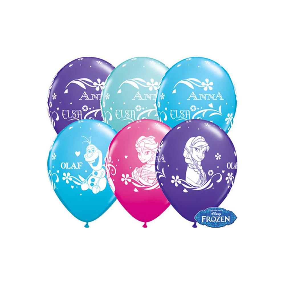 balon-z-nadrukiem-anna-elsa-olaf