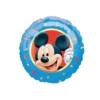 Balon okrągły Myszka Miki niebieski