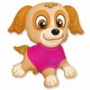 Balon foliowy szczeniaczek