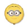 Balon foliowy okrągły twarz Dave