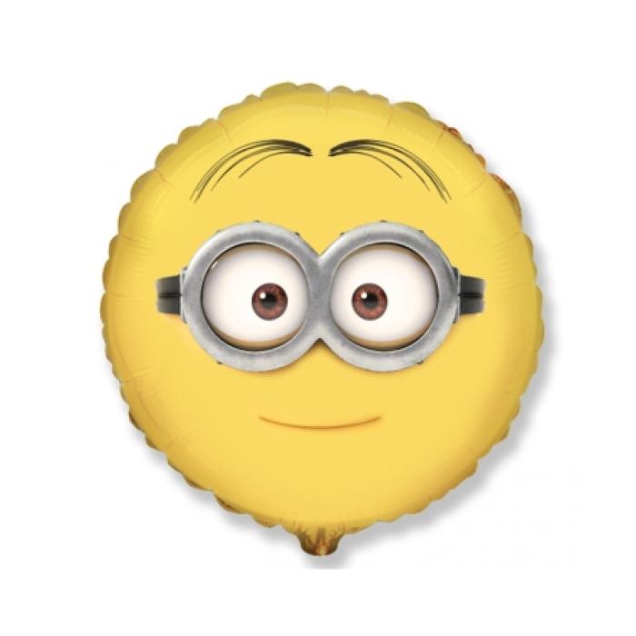 Balon-minions-Dave-okragly