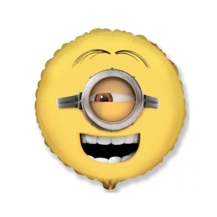Balon-minions-twarz-okragly